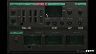 21. FM Oscillator Controls
