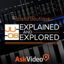 Roland Boutique 101 - JU-06 Explained and Explored