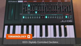 Roland Boutique 101: JU-06 Explained and Explored - Preview Video