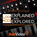 Roland Boutique 102 - JX-03 Explained and Explored