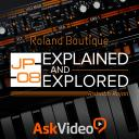 Roland Boutique 103 - JP-08 Explained and Explored