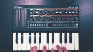17. Supersaw PolySynth