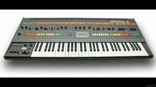 2  The Roland Jupiter 8