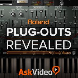 Roland PLUG-OUTS 101 Roland PLUG-OUTS Revealed Product Image