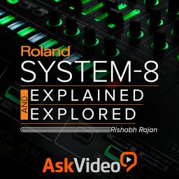 Roland SYSTEM-8 101 SYSTEM-8 Explained and Explored Product Image