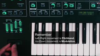 18. Bend & Mod Joystick