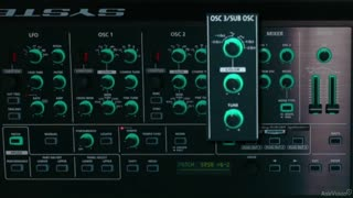 5. Oscillator 3/Sub