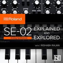 Roland Boutique 105 SE-02 Explained and Explored Product Image