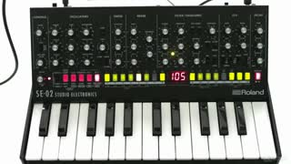 Roland Boutique 105: SE-02 Explained and Explored - Preview Video