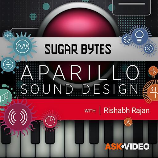 Sugar Bytes 101: Aparillo Sound Design