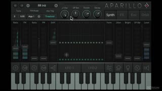 18. Arpeggiator With LFOs