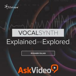 VocalSynth 101Explained and Explored Product Image