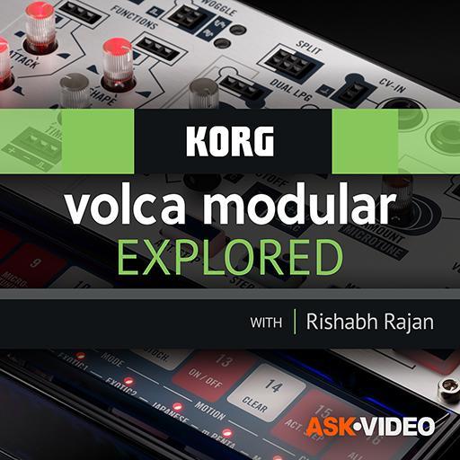 volca 107: volca Modular Explored