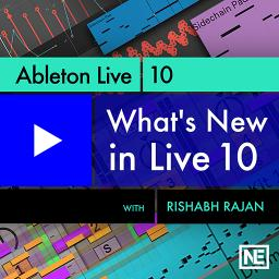 Ableton Live 10 100 What's New in Live 10 Product Image