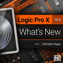 Logic Pro X 10 4: What's New in Logic Pro X 10 4 Video Tutorial
