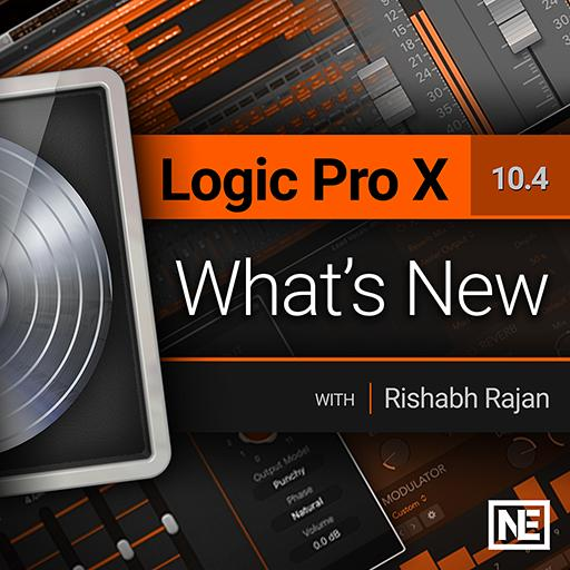 What's New in Logic Pro X 10 4