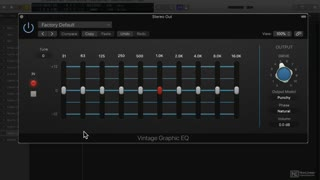 4. Vintage Graphic EQ