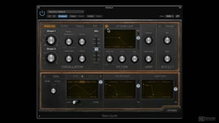 8. Retro Synth Filters