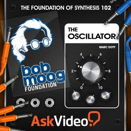The Foundation Of Synthesis 102 The Oscillator Product Image