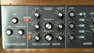 2. Oscillator Tuning - Part 1