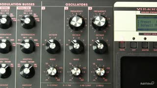 The Foundation Of Synthesis 102: The Oscillator - Preview Video