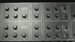 13. Multimode Filter: The Band Pass Filter