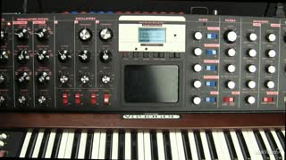 19. Filter Modulation on the Moog Voyager - Part 1