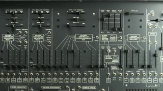 8. Filter Resonance on the ARP 2600