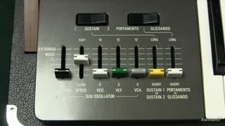 6. The LFO Applied to Filter - Part 1