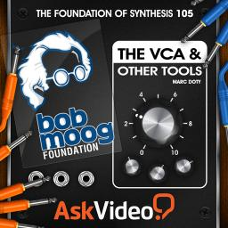 The Foundation Of Synthesis 105 The VCA & Other Tools Product Image