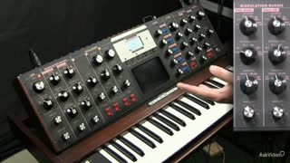 11. Velocity with the Moog Voyager