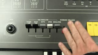 4. The CS-50 Ring Modulator - Part 1
