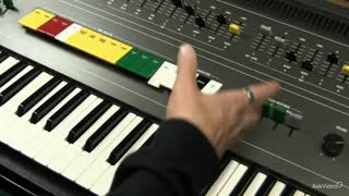 8. Use of the CS-50 Aftertouch