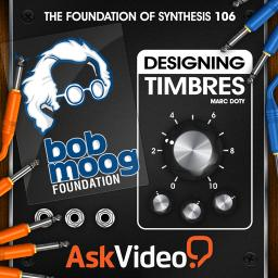 The Foundation Of Synthesis 106 Designing Timbres Product Image