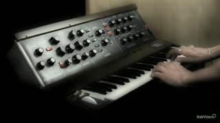7. Minimoog: Bass