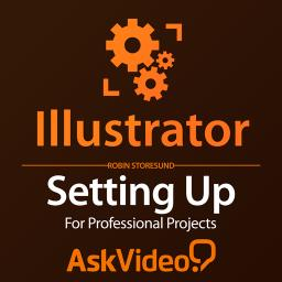 Illustrator CC 201 Setting up for Professional Projects Product Image