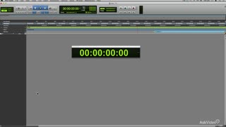 8. A Brief Word About Timecode