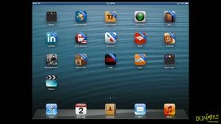14. Find My iPad