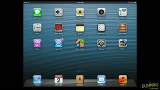 9. The iPad Keyboard