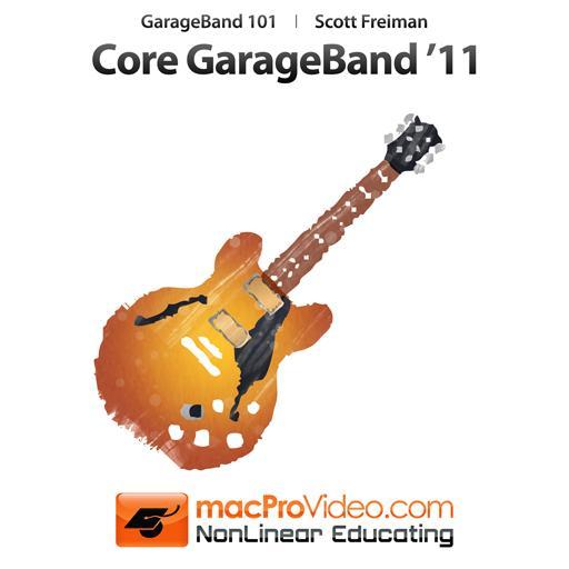 Garageband '11 101: Core Garageband '11