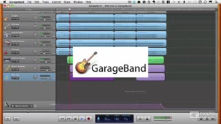 1. Welcome to GarageBand