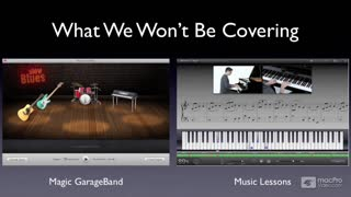 Garageband '11 101: Core Garageband '11 - Preview Video
