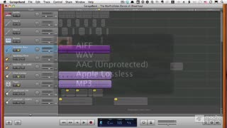 51. Importing and Exporting Audio