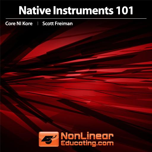 Native Instruments 101: Core NI KORE
