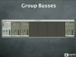 19. Group Busses