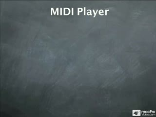 52. Special Powers of the MIDI Player