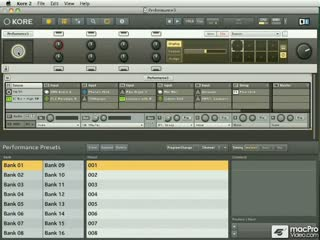 58. Using Performance Presets to Change MultiSounds