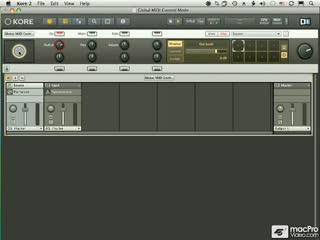 62. Global MIDI Control Mode