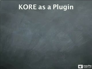 63. Introduction to the KORE Plugin