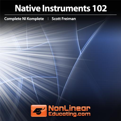 Native Instruments 102: Complete NI Komplete 5